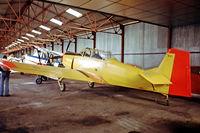 F-WYAZ @ LFGB - Nord N.3202 [37] Mulhouse-Habsheim~F 12/09/1981. From a slide.