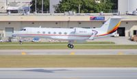 N857ST @ FLL - Seminole Indian Tribe of Florida Gulfstream IV