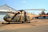 309 @ FASK - Aerospatiale SA.321L Super Frelon [129] (South African Air Force) Swartkop~ZS 06/10/2003 - by Ray Barber