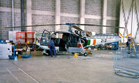 212 @ EIME - Sud Aviation SA.316B Alouette III [1984] (Irish Air Corp) Casement, Baldonnel~EI 15/07/1997 - by Ray Barber