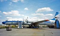 HA-MOG @ LHBP - Ilyushin IL-18V [184007103] (Malev Air Cargo) Budapest-Ferihegy~HA 15/06/1996