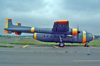 99 14 @ EDBG - Nord N.2501D Noratlas [2501D-152] (German Air Force)Berlin-Gatow~D 15/05/2004