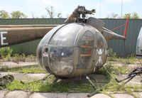 65-12974 - Hughes OH-6A - by Mark Pasqualino
