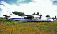 908 @ LHTL - Antonov An-24B [77303908] (Hungarian Air Force) Tokol~HA 16/06/1996 - by Ray Barber