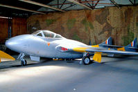 276 @ FASK - de Havilland DH-115 Vampire T-55 [15497] (South African Air Force) Swartkop~ZS 06/10/2003 - by Ray Barber