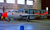 198 @ EIME - de Havilland DH.115 Vampire T.11 [15563] (Irish Air Corp) Casement, Baldonnel~EI 15/05/1997 - by Ray Barber