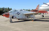 157058 @ NPA - ROCKWELL T-2C BUCKEYE - by dennisheal
