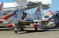 158094 @ NPA - DOUGLAS TA-4J SKYHAWK - by dennisheal