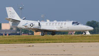 166767 @ ADW - Taxiing for take off. - by J.G. Handelman