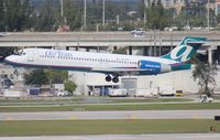 N920AT @ FLL - Air Tran 717-200