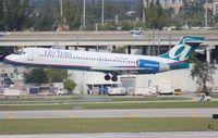 N920AT @ FLL - Air Tran 717-200