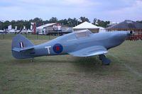 N920BT @ LAL - Scale Hawker Hurricane