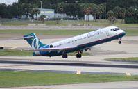 N923AT @ TPA - Air Tran 717