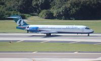 N924AT @ TPA - Air Tran 717