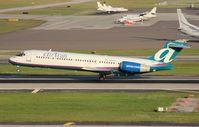 N929AT @ TPA - Air Tran 717-200