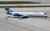 N932AT @ TPA - Air Tran 717-200 - by Florida Metal