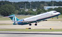 N938AT @ TPA - Air Tran 717-200