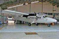PK-OCK @ WIIH - De Havilland Canada DHC-6-300 Twin Otter [616] (Airfast Indonesia) Jakarta-Halim Perdanakusuma Int~PK 25/10/2006