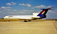HA-LCE @ LHBP - Tupolev Tu-154B-2 [73A-047] (Malev-Hungarian Airlines) Budapest-Ferihegy~HA 15/06/1996