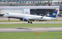 N952UW @ TPA - US Airways E190