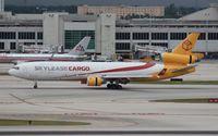 N953AR @ MIA - Skylease MD-11F