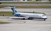 N969AT @ FLL - Air Tran 717