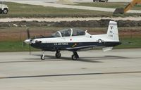 05-3785 @ KSAT - Raytheon T-6A - by Mark Pasqualino