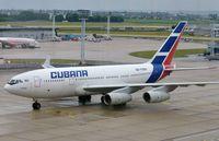 CU-T1251 @ LFPO - Cubana IL96-300 in a rainy Paris - by FerryPNL