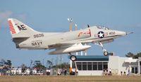 N2262Z @ TIX - A-4C Skyhawk