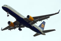 TF-ISD @ EGLL - Boeing 757-223 [24596] (Icelandair) Home~G 05/07/2013. On approach 27R.