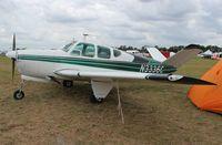 N3336C @ LAL - Beech F35