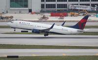 N3764D @ MIA - Delta 737-800