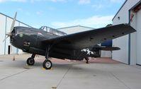 N3969A @ TIX - TBM-3E at Tico Warbird Museum