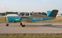 N5072B @ LAL - Beech F35