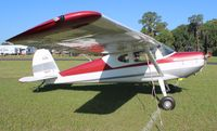 N5317C @ LAL - Cessna 140A