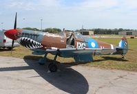 N5410 @ EVB - Scale Spitfire