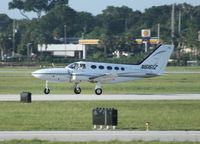 N6161Z @ ORL - Cessna 414A - by Florida Metal
