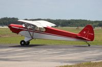 N7148K @ LAL - Piper PA-18 Super Cub