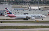 N7375A @ MIA - American 767-300