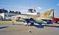 20 63 @ EDBG - Mikoyan-Gurevich MiG-23UL Flogger [A1037902] (German Air Force) Berlin-Gatow~D 20/05/1998