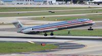 N9402W @ TPA - American MD-83