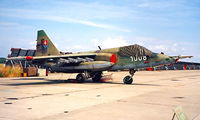 1008 @ LZMC - Sukhoi Su-25K Frogfoot [25508110008] (Slovak Air Force) Malacky~OM 21/06/1996 - by Ray Barber