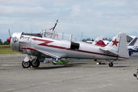 C-FSPC - At the Boundary Bay Airshow - by metricbolt