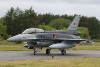 07-1022 @ ETNT - 142 sqn,  Turkey AF, F-16D 07-1022 - by Nicpix Aviation Press  Erik op den Dries