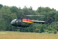 86 70 @ EHGR - 8670 is the German' Army Weapons School demo bird - by Nicpix Aviation Press  Erik op den Dries