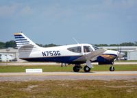 N753G @ KLAL - 2014 Sun n Fun - by MVAvery