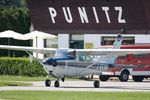 D-EKNM @ LOGP - Cessna 182 - by Andy Graf - VAP
