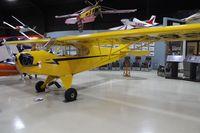 N70982 @ LAL - Piper J3 Cub - by Florida Metal