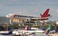 PH-MCS @ MIA - Martinair Cargo MD-11F