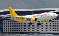 B-LDF @ VHHH - Air Hong Kong - by Wong Chi Lam